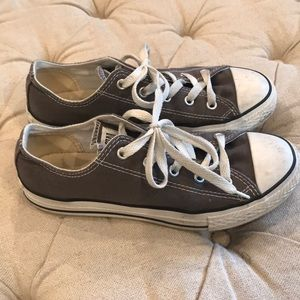 Converse all star grey sneaker